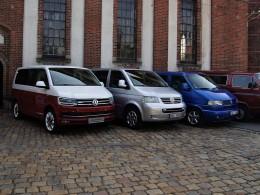 Nový Caddy a nový Transporter vstupují na český trh