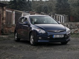 Test ojetiny: Hyundai i30 1.6 CDRi - Sen českého motoristy?