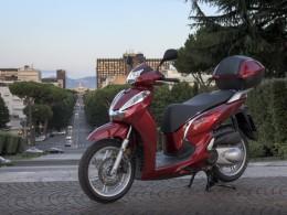 Nová Honda SH300i ABS 2016 v prodeji za cenu 134 900 Kč