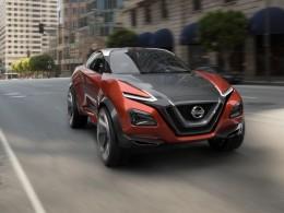 Koncept Nissan Gripz: Radikální sportovní crossover