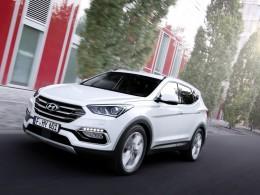 Hyundai Santa Fe po modernizaci a faceliftu