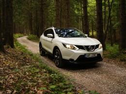Test: Nissan Qashqai - nový motor dává nový rozměr