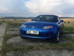 Test ojetiny: Mazda MX-5 z roku 2006 - Méně je více!