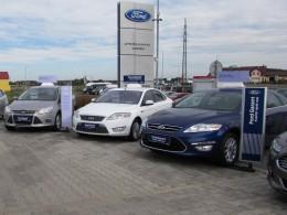 Ford Garant - prodej ojetých vozů s možností výměny