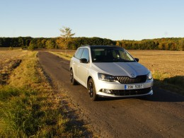 Test: Škoda Fabia Combi Monte Carlo - malé velké auto