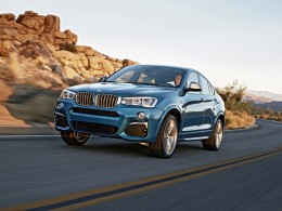 Nové BMW X4 M40i - vrchol řady X4 je tady
