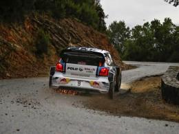 Volkswagen slaví na Korsice letošní desáté vítězství ve WRC