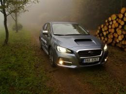 Subaru Levorg potěší fantastickým podvozkem