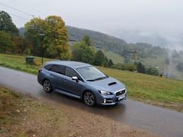 Svezli jsme se - Subaru Levorq (video)