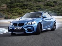 BMW M2 Coupé -  370 koní, stovka za 4,3 sekundy