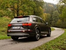 Test: Audi Q7 3.0 TDI quattro - nejlepší z nejlepších?