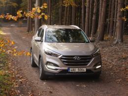 Test: Hyundai Tucson 1.6 T-GDI - překročilo vlastní stín