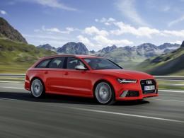 Audi RS 6 Avant performance a RS 7 Sportback performance