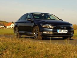 Test: Volkswagen Passat 2.0 TDI 4Motion Limuzína - Das Classic Manager Auto