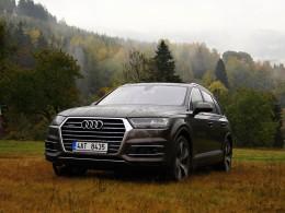 Video: Audi Q7 3.0 TDI quattro - nejlepší velké SUV?