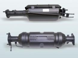Na trhu se objevují ojeté vozy bez filtru pevných částic