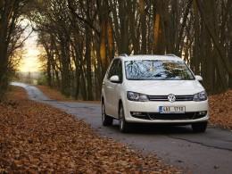 Test: Volkswagen Sharan 2.0 TDI - nudný ale silně užitečný