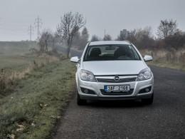 Test ojetiny: Opel Astra H Caravan 1.7 CDTI
