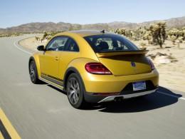 Nový Volkswagen Beetle Dune - přichází brouk do terénu