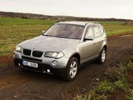 Test ojetiny: BMW X3 2.0 xD – Sportovec jak má být