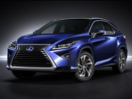 Nový Lexus RX je tady, přijde na 1 370 000 Kč