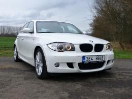 Test ojetiny: BMW 123d – Svižně a přesto za málo.