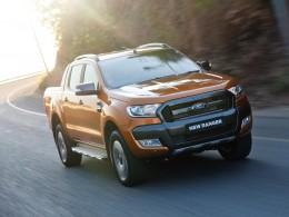 Ford Ranger je nejprodávanějším pick-upem v Evropě