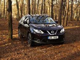 Test: Nissan Qashqai 1.6 dCi 4x4 - všeuměl, co dává smysl