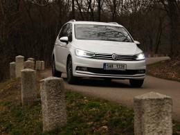 Test: Volkswagen Touran 2.0 TDI - ideální rodinný praktik