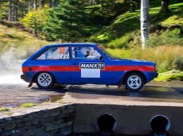 Mistrovství Manx Rally - výsledky na konci sezóny