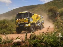 Rallye Dakar - druhá etapa konečně přinesla závodění