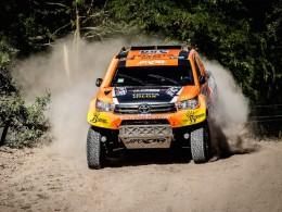 Kolomý na Tatře vyhrál třetí etapu Rallye Dakar 2016