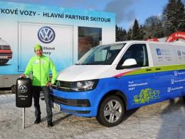 Lukáš Bauer vsadil na Transporter T6 a Das RentAuto