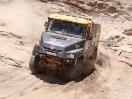 Rallye Dakar - hodně tvrdá jedenáctá etapa, hotový očistec
