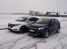 Srovnávací test: Honda HR-V benzín nebo diesel?