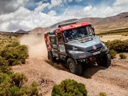 Rallye Dakar 2016 má svého hrdinu za volantem Tatry