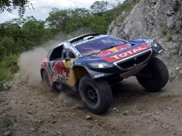 Stéphane Peterhansel aneb Mr. Dakar je sběratelem vítězství