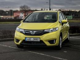 Test: Honda Jazz 1.3 i-VTEC Comfort – Jezdí jako sama výsost