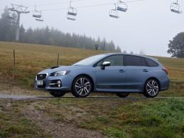 Test: Subaru Levorg - zabiják klasických rodinných aut