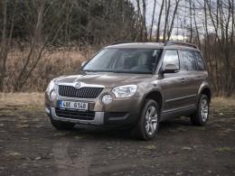 Test ojetiny: Škoda Yeti 2.0 TDI CR DSG 4x4 – takhle to začalo