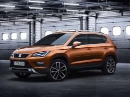 Seat bude mít své první SUV, nový model Ateca ukáže v Ženevě