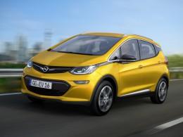 Opel ozn�mil v�robu nov�ho elektromobilu Ampera-e