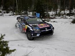 WRC: Švédskou rallye ovládl Volkswagen, kraloval Ogier