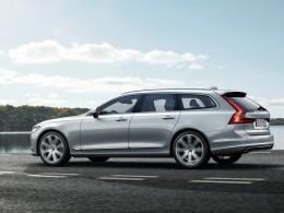 Volvo V90 - luxusní kombi odhaleno, fotky a informace