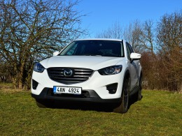 Test: Mazda CX-5 2.5i AT - proti všem