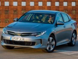 Kia Optima Plug-in Hybrid ujede 44 km jen na elektřinu