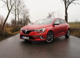 Minitest: Renault Megane GT – první jízdní dojmy