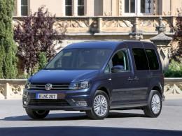 Volkswagen Caddy nově na zemní plyn s DSG
