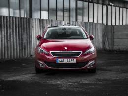 Dlouhodobý test: Peugeot 308 SW Allure 1.6 e-HDi – zkouška ohněm