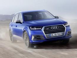 Audi SQ7 TDI - hodně rychlé vznětové SUV s V8